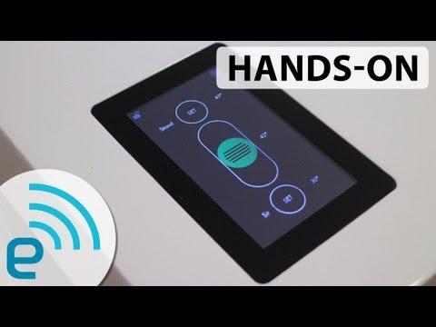 Stir Kinetic Desk hands-on   Engadget