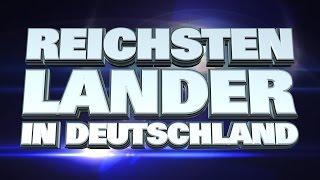 10 Reichsten Lander in Deutschland 2015