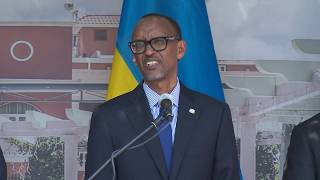 Quadripartite Summit | Joint Press Conference | Remarks by President Kagame| Luanda, 21 August 2019