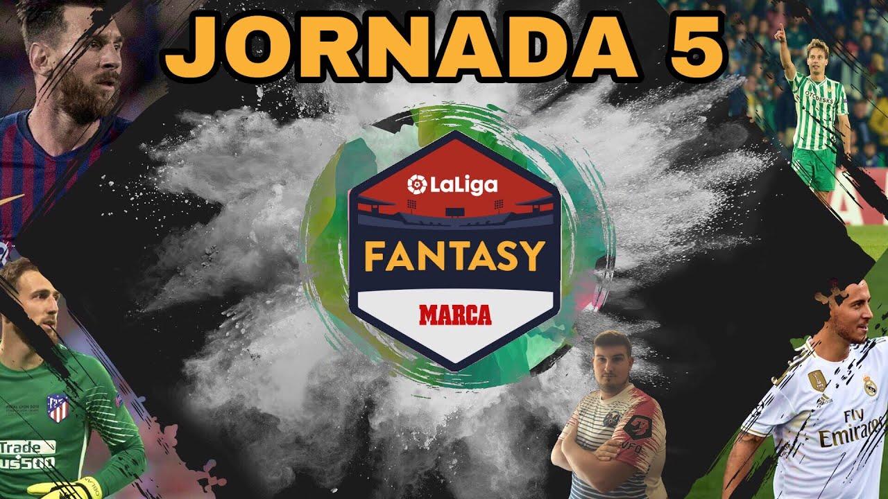 JORNADA 5   GUÍA LA LIGA FANTASY MARCA 2020   Carrasco