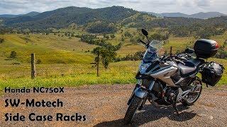 SW Motech Pannier Rack Fitting  Honda NC750X