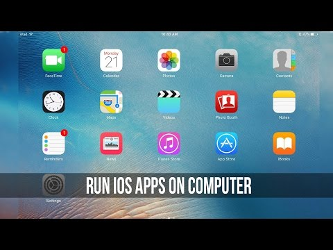 13 Best iOS Emulator For Windows PC To Build Run iOS Apps