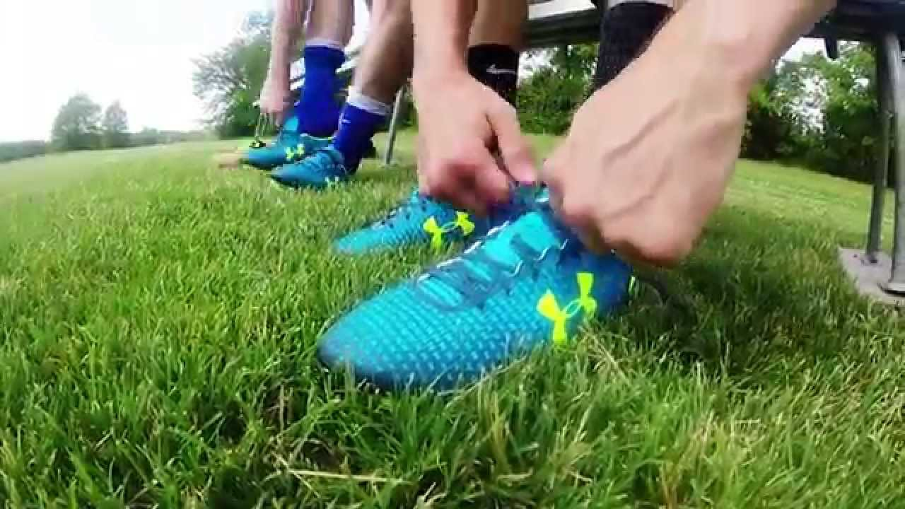 Under Armour Clutchfit Force FG Play Test Review - YouTube 6e7d41f2c9