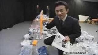 1/12 GUNDAM 紹介 組み立て thumbnail