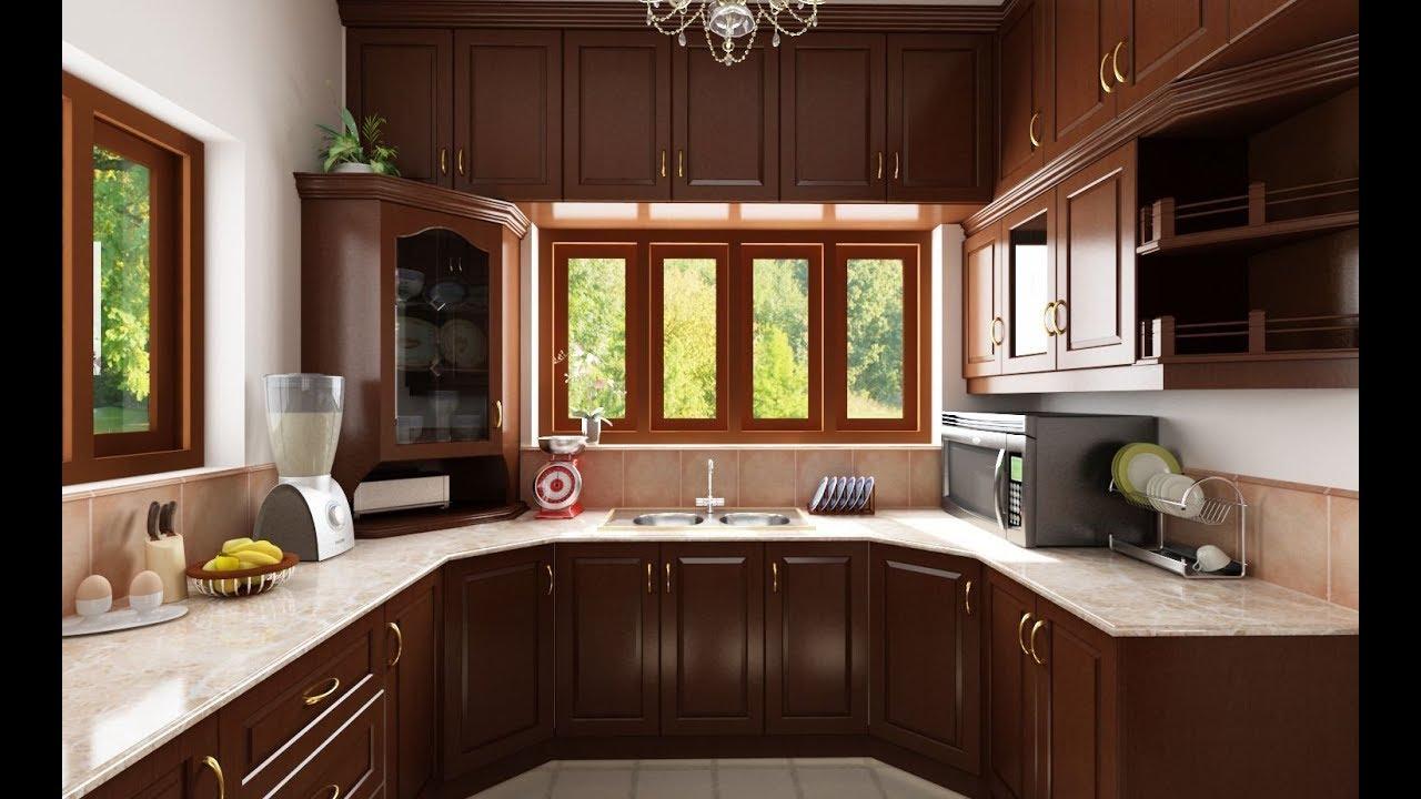 Indian Style Kitchen Design 2018 Youtube
