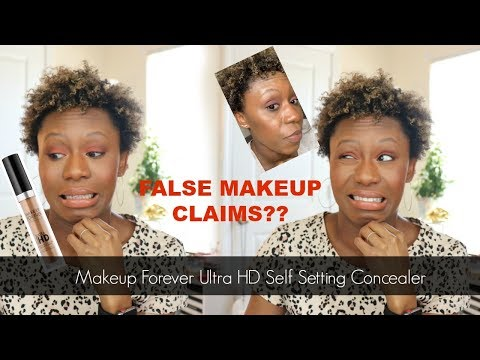 Makeup Forever Ultra HD Self-Setting Concealer?????