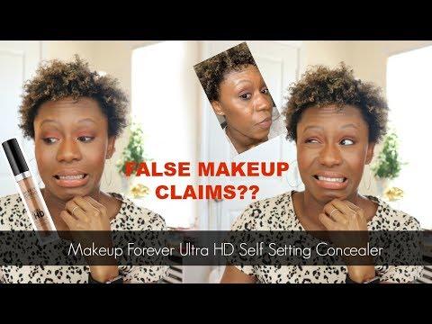 Makeup Forever Ultra HD Self-Setting Concealer?????