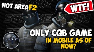 THE ONLY CQB GAME IN MOBILE AS OF NOW?   STRIKE TEAM ONLINE   GAMEPLAY #1