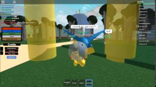 Roblox Pokemon Legenden ep 1
