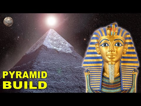 How the Egyptians Built the Pyramids