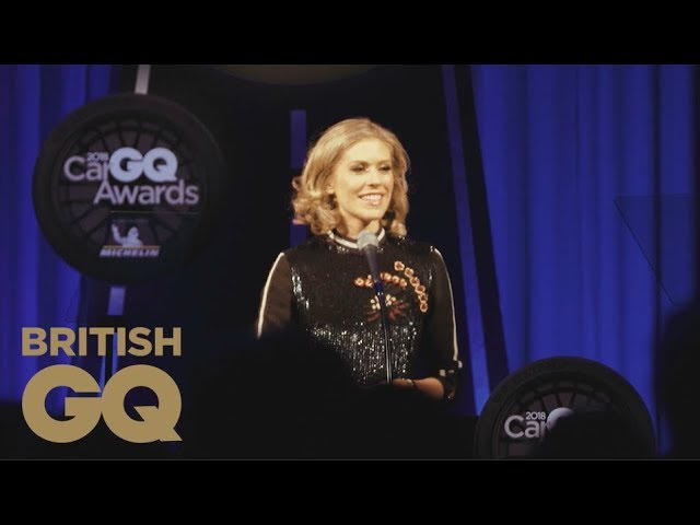 Behind the scenes of the GQ Car Awards party | British GQ