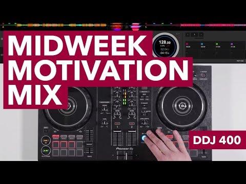 Double Drop Mix - Pioneer DDJ 400 - Midweek Motivation