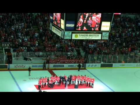 Scotty Bowman talks about Red Wings' 1997 Stanley Cup champs