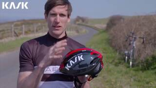 KASK Infinity Aero Road Bike Helmet