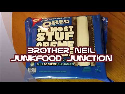 Mike - I Bought 'Most Stuf Oreos' and They Are Comically Big