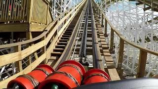 Fun Spot Kissimmee - Mine Blower 4K, first public ride!