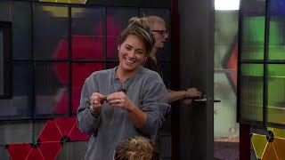 Big Brother  The Squeaky HOH Door  Live Feed Highlight