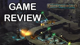 Defense Grid Awakening - Game Review