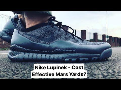 Nike Lupinek Flyknit Low All Grey - Cheap Mars Yards?