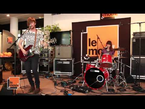 Bombay Show Pig - Somebody To Love (Jefferson Airplane cover - en Mouv'Session)