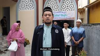 Indonesia New Mosque Inauguration