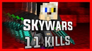 11 KILL GAME HYPIXEL SKYWARS (Also Pi Day)