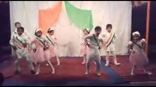 It Happens Only in India [Dance Performance by kids](Ekta Park Republic Day Celebrations)