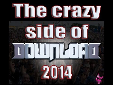 Download Festival 2014 Bands And Camping Madness Full Length HD