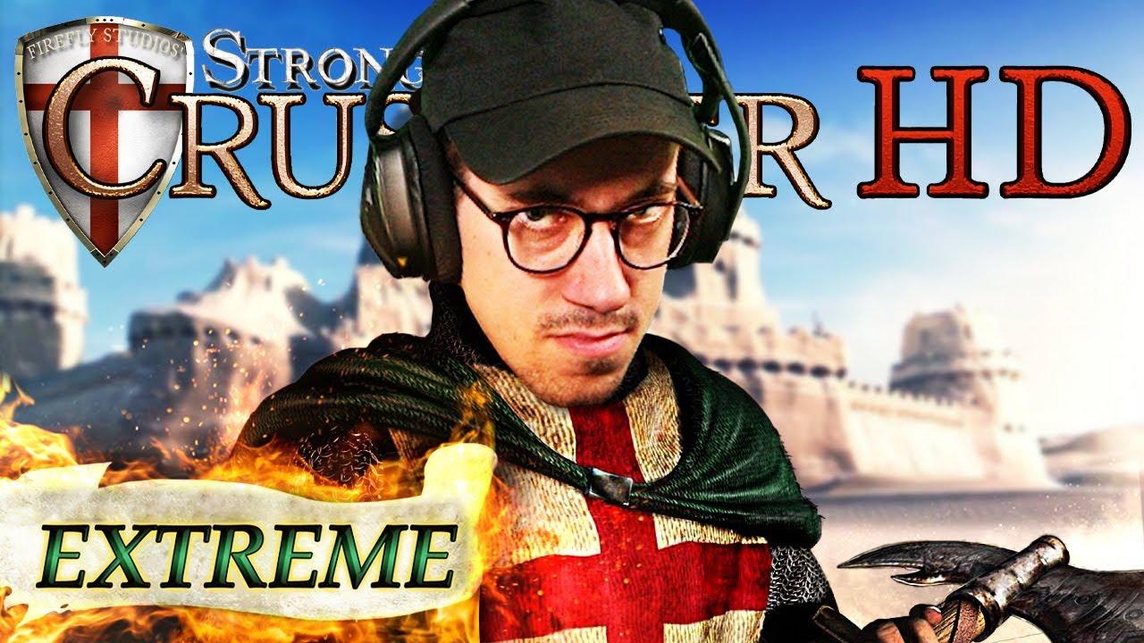 Es geht los: Stronghold Crusader EXTREME!