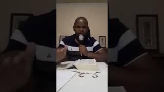The names of God pąrt 1( God invades the Room) by Ayabonga Nkwali