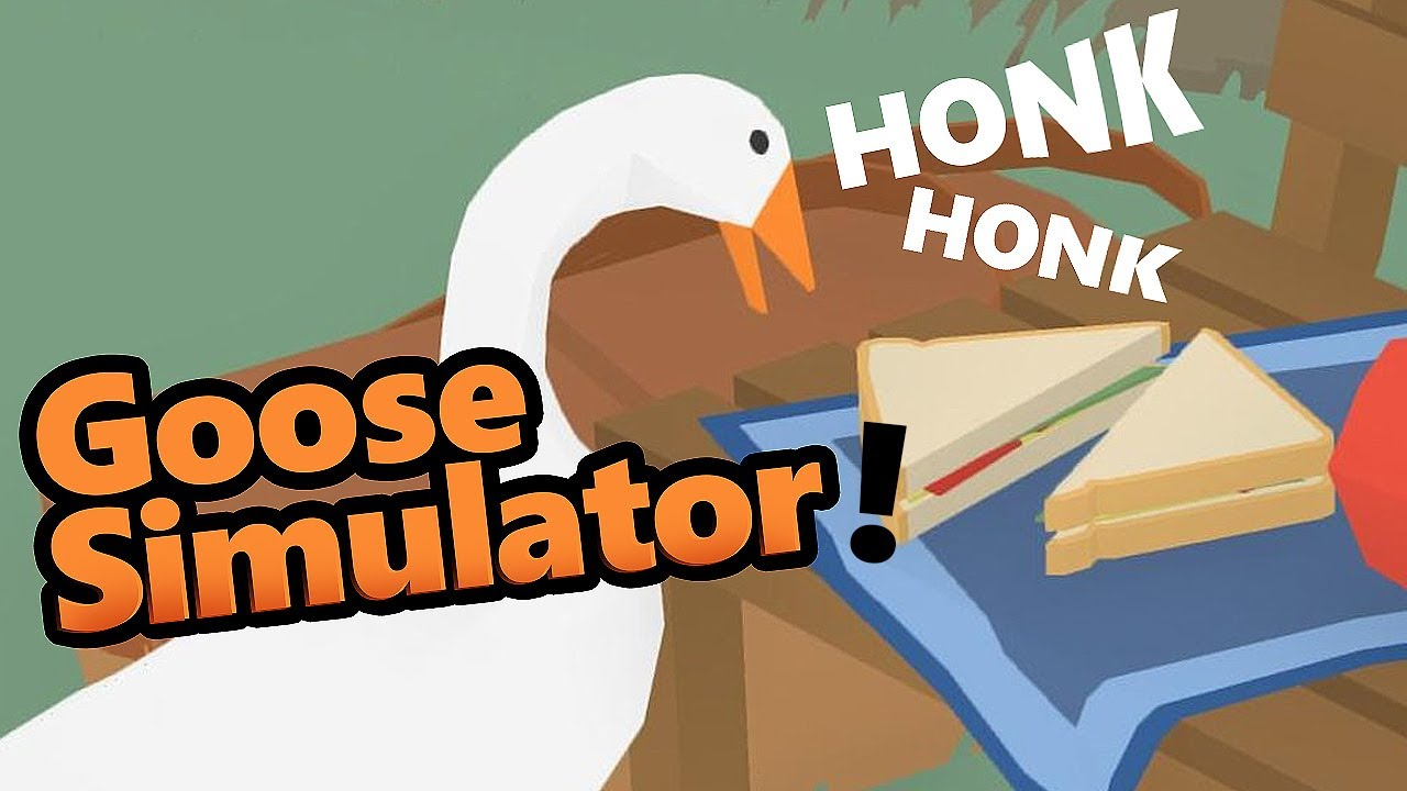 Untitled Goose Game. is epic