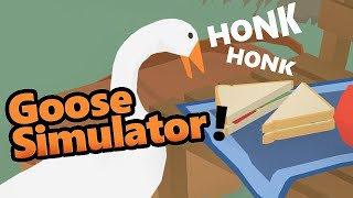 Untitled Goose Game. is epic Video