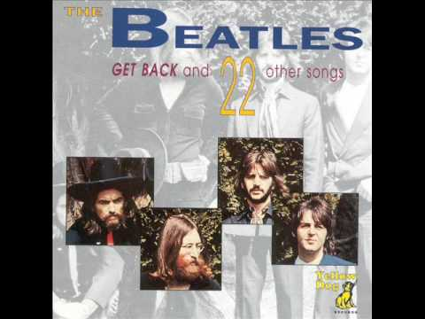 Rocker - Save the Last Dance for Me - Don't  Let Me Dowm / The Beatles