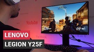 Компанія Lenovo Y25F Легіон - 24.5'', 144 Гц, монітор з технологією FreeSync gejming