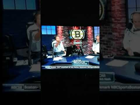 Mike Felger 98.5 The Sports Hub Bruins Fans Very Funny 😂🤣😂
