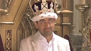 Download New King of England | Johnny English | Funny Clip | Mr Bean Official