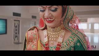 BHAVIK + ميغا || الزفاف فيلم قصير || ب ي الأحداث