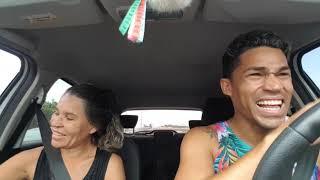 MAINHA NO CARRO | INDO ENCONTRAR UMA FÃ