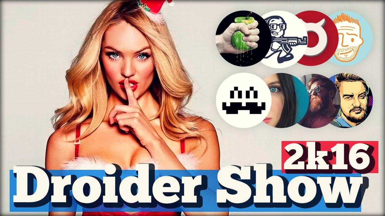 Горячие ИТОГИ года с гостями | Droider Show