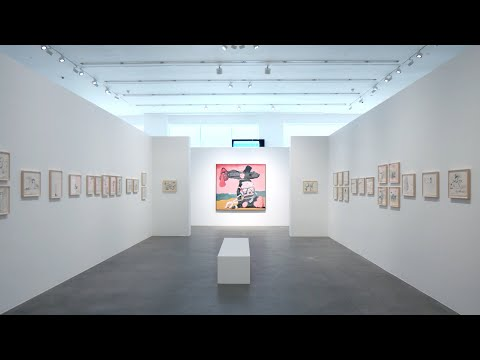 Philip Guston. Laughter in the Dark, Drawings from 1971 & 1975, Hauser & Wirth London