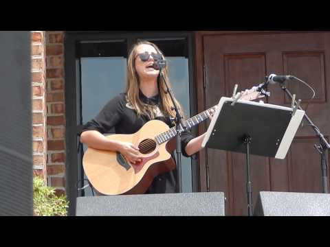 Bria Kelly- Steamroller Blues Cover