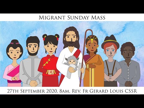 Catholic Sunday Mass Online (with Children) - Sunday, 26th Week of Ordinary Time 2020