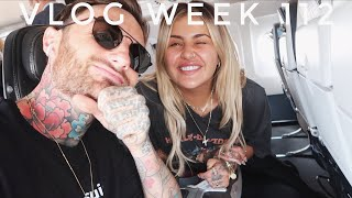 VLOG WEEK 112 - THE WEDDING WEEK | JAMIE GENEVIEVE