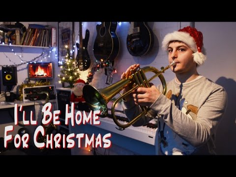 I'll Be Home For Christmas - COVER - Bing Crosby, Michael Bublé ...