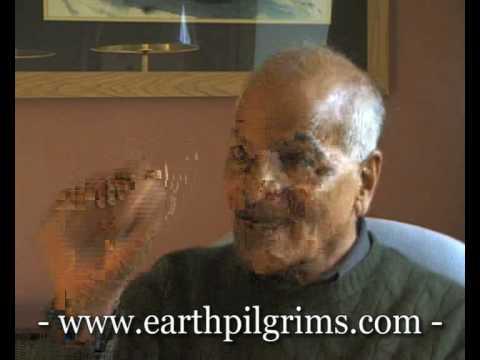 Satish Kumar Interview Excerpt 1/2 for Earth Pilgrims