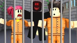 무서운 감옥에 갇혔어요!! [진짜 범인은?!] 로블록스 탁주 쪼꼬