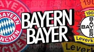 BAYERN MUNCHEN x BAYER LEVERKUSEN | BUNDESLIGA | 15/09/18 | [AO VIVO]