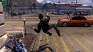 Sleeping Dogs - Messing Around With Cops and Stunts