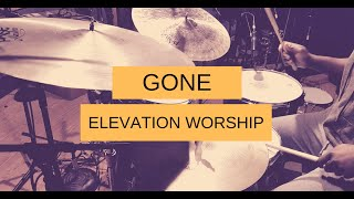 Download Gone // Elevation Worship // At Midnight (Drum Cover) Mp3 and Videos