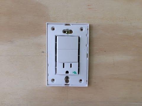 Como Conectar Dos Apagadores Y Un Contacto En La Misma Caja INSTALACIONES ELECTRICAS